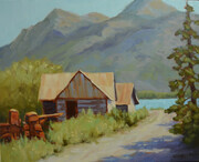 Rust and Weeds, Carcross Village
